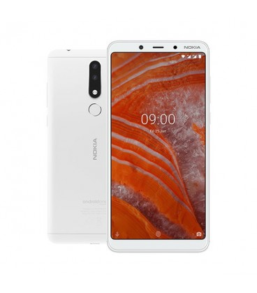 گوشی موبایل نوکیا مدل 3.1 Plus دو سیم کارت Nokia 3.1 Plus Dual Sim Mobile Phone