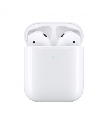 هدست اپل مدل Wireless Airpods 2 With Charging Case