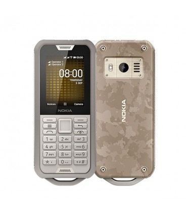 گوشی موبایل نوکیا مدل Nokia 800 Tough دوسیم کارت