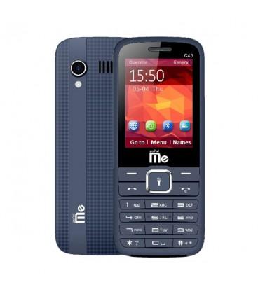 گوشی موبایل جی ال ایکس مدل C43 دوسیم کارت