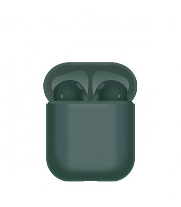 هدفون بی سیم باسئوس مدل ENCOK W04 Pro همراه با محفظه شارژ بیسیم