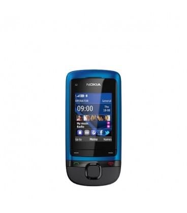گوشی موبایل نوکیا مدل Nokia C2-05 دوسیم کارت
