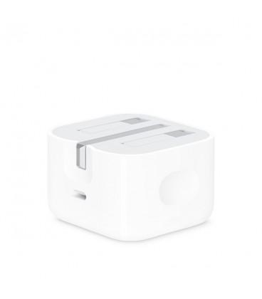 آداپتور شارژر اورجینال اپل مدل (Apple 20W USB-C (MHJF3B/A