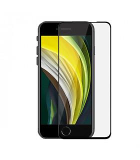 محافظ صفحه نمایش تمام صفحه مناسب برای گوشی (Apple iPhone SE (2020