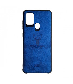 کاور محافظ طرح گوزن مدل Deer Case مناسب برای گوشی سامسونگ Galaxy A21s