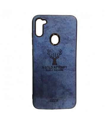کاور محافظ طرح گوزن مدل Deer Case مناسب برای گوشی سامسونگ Galaxy A11