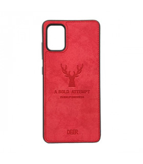 کاور محافظ طرح گوزن مدل Deer Case مناسب برای گوشی سامسونگ Galaxy A71
