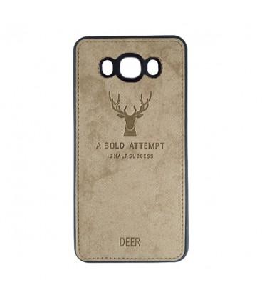 کاور محافظ طرح گوزن مدل Deer Case مناسب برای گوشی سامسونگ Galaxy J7 2016