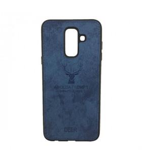 کاور محافظ طرح گوزن مدل Deer Case مناسب برای گوشی سامسونگ Galaxy A6 Plus 2018