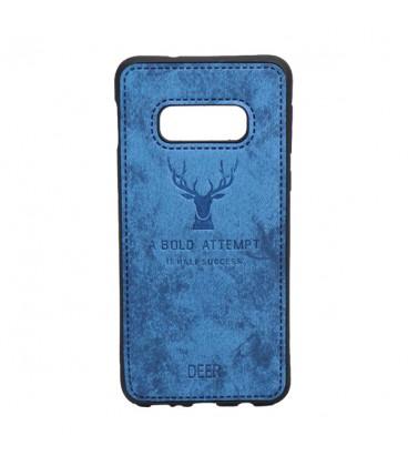کاور محافظ طرح گوزن مدل Deer Case مناسب برای گوشی سامسونگ Galaxy Galaxy S10e
