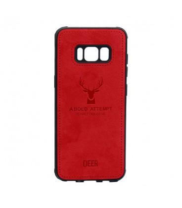 کاور محافظ طرح گوزن مدل Deer Case مناسب برای گوشی سامسونگ Galaxy S8