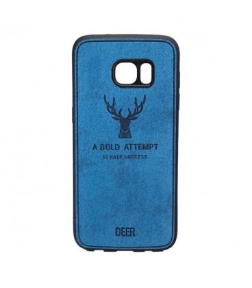 کاور محافظ طرح گوزن مدل Deer Case مناسب برای گوشی سامسونگ Galaxy S7 edge