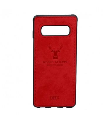 کاور محافظ طرح گوزن مدل Deer Case مناسب برای گوشی سامسونگ Galaxy S10