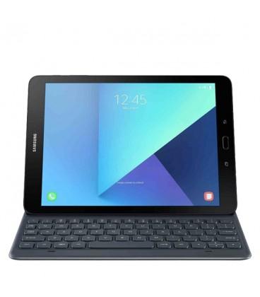 """تبلت سامسونگ مدل Galaxy Tab S3 4G 9.7"""" SM-T825 ظرفیت 4/32 گیگابایت + هدیه کیف بوک کاور"""