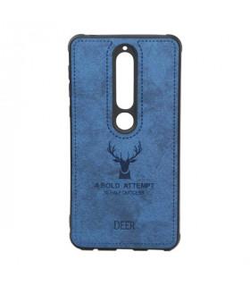 کاور محافظ طرح گوزن مدل Deer Case مناسب برای گوشی Nokia 6 2018