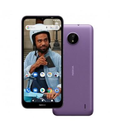 گوشی موبایل نوکیا مدل Nokia C10 دوسیم کارت ظرفیت 1/32 گیگابایت