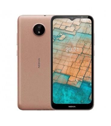 گوشی موبایل نوکیا مدل Nokia C20 دوسیم کارت ظرفیت 2/32 گیگابایت