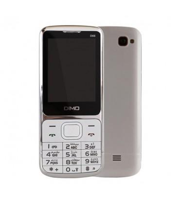 گوشی موبایل دیمو مدل D66