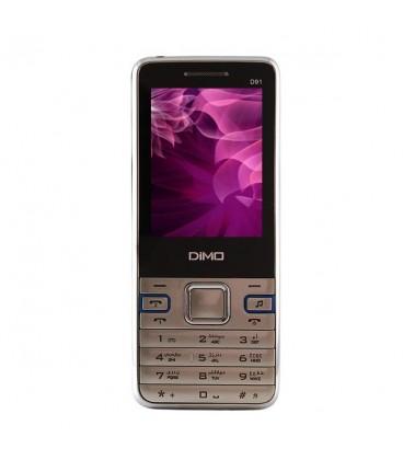 گوشی موبایل دیمو مدل D91