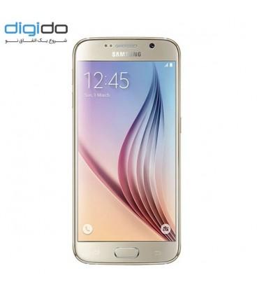 گوشی موبایل سامسونگ مدل Galaxy S6 flat SM-G920FD دو سیم کارت