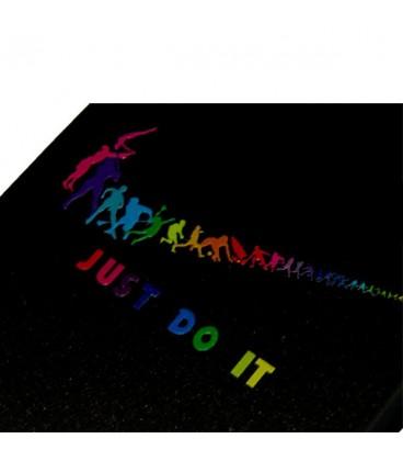 کاور محافظ آیفون 7+ برند WK طرح نایک