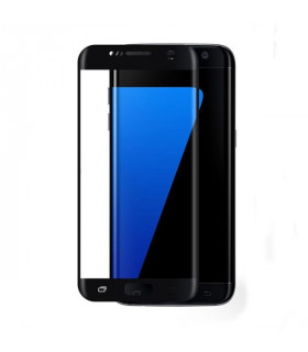 محافظ صفحه نمایش کامل مناسب برای گوشی موبایل سامسونگ Galaxy S7 Edge