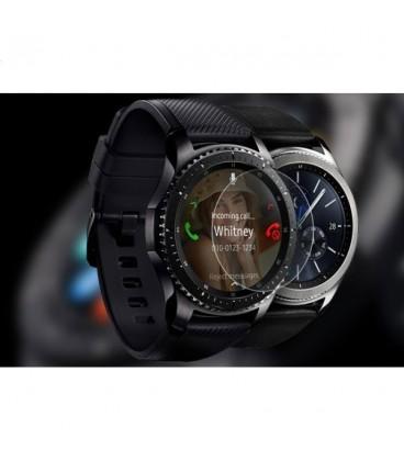 محافظ صفحه نمایش ضدضربه مناسب برای ساعت سامسونگ Gear S3