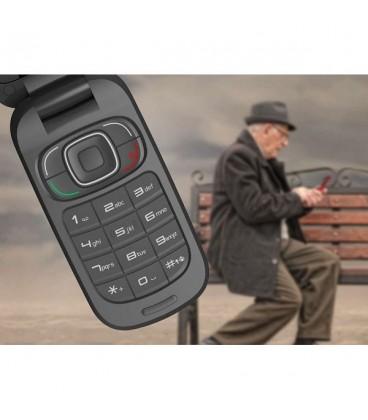 گوشی موبایل زد تی ای مدل ZTE R621