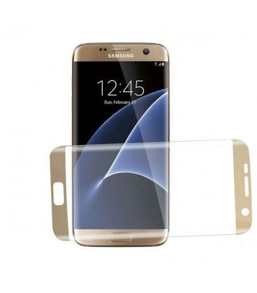 محافظ صفحه نمایش شیشه ای کامل Glass Samsung Galaxy S7 edge
