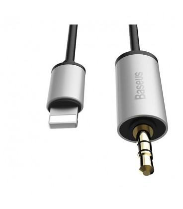 کابل صدا لایتنینگ بیسوس مدل Baseus Audio Cable B37