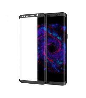 محافظ صفحه نمایش شیشه ای بیسوس سامسونگ Baseus 3D Screen Protector Samsung Galaxy S8
