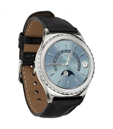 ساعت هوشمند سامسونگ مدل Gear S2 classic Platinum