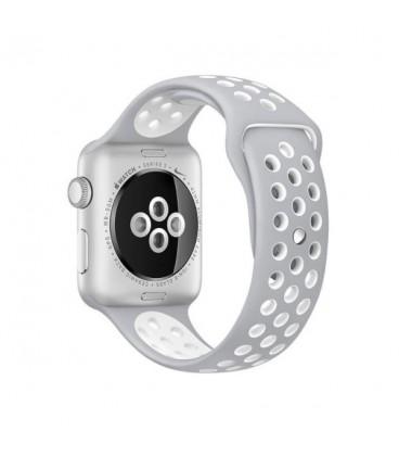 ساعت هوشمند اپل واچ 2 مدل Nike Plus 42mm Silver with Silver Volt Band