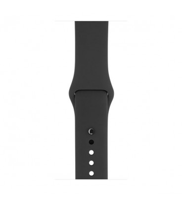ساعت هوشمند اپل واچ سري 2 مدل 42mm Space Gray Aluminum Case with Black Sport Band
