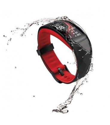 مچ بند هوشمند سامسونگ مدل Gear Fit 2 Pro Red