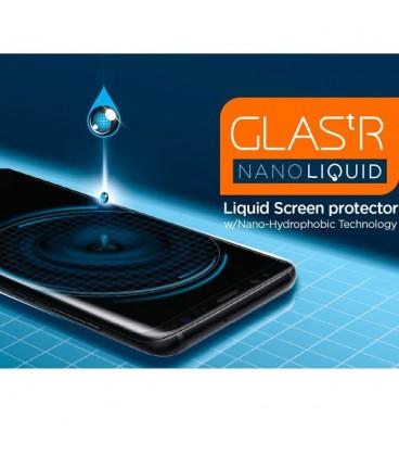 محافظ صفحه نمايش مايع اسپيگن مدل Glas.tR Nano