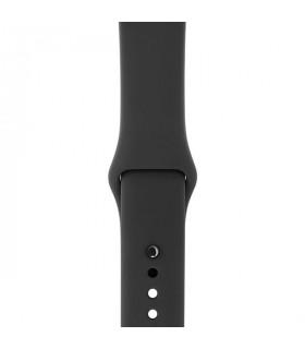 ساعت هوشمند اپل واچ سري 3 مدل 38mm Space Gray Aluminum Case with Black Sport Band