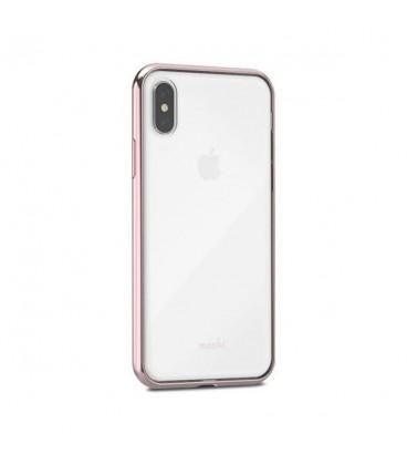 کاور موشی مدل Vitros orchid pink مناسب گوشی iphone x