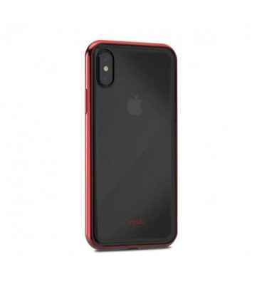 کاور موشی مدل Vitros crimson red مناسب گوشی iphone x