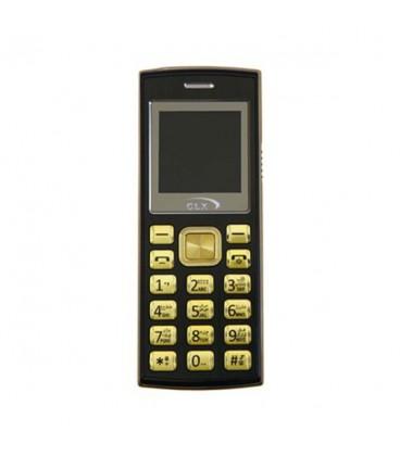 گوشی موبایل جی ال ایکس مدل 2690 Gold Mini دو سیم کارت