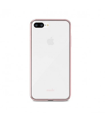 کاور موشی مدل Vitros orchid pink مناسب گوشی iphone 8plus 7plus