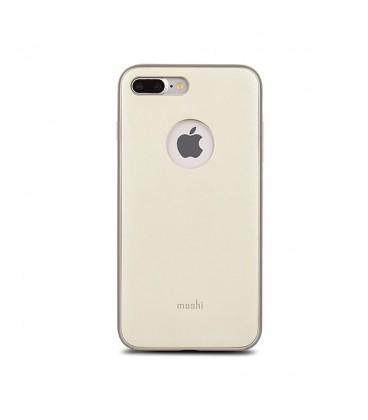 کاور موشی مدل Iglaze yellow مناسب گوشی iphone 7plus 8plus