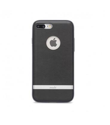 کاور موشی مدل Napa black مناسب گوشی iphone 8 plus 7 plus
