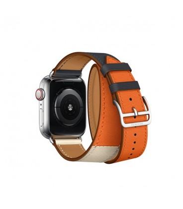 ساعت هوشمند اپل واچ سری 4 مدل Apple Watch Hermès Stainless Steel Case