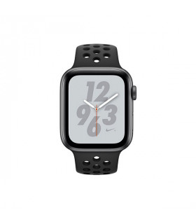 ساعت هوشمند اپل واچ سری 4 مدل Space Gray Aluminum Case with Anthracite Black Nike Sport Band