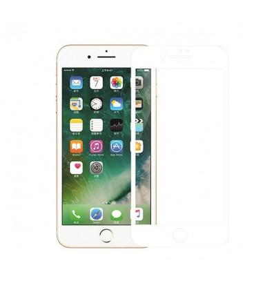 محافظ صفحه نمایش شیشه ایی تمام چسب آیفون Apple iphone 8 Plus 7 Plus