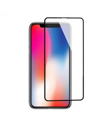 محافظ صفحه نمایش شیشه ایی تمام چسب آیفون Apple iphone X XS