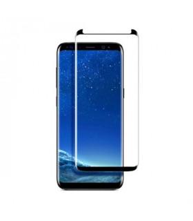 محافظ صفحه نمایش شیشه ایی تمام چسب سامسونگ Samsung Galaxy S9