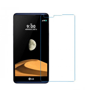 محافظ صفحه نمایش شیشه ایی ال جی مدل LG X max