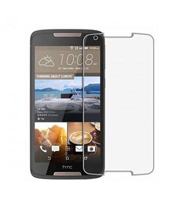 محافظ صفحه نمایش شیشه ایی اج تی سی مدل HTC Desire 828